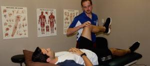 Jack Garland - Physiotherapist