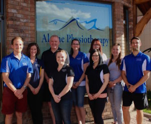 Alpine Physiotherapy Team